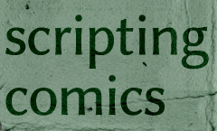 Writing Scripts for Graphic Novels