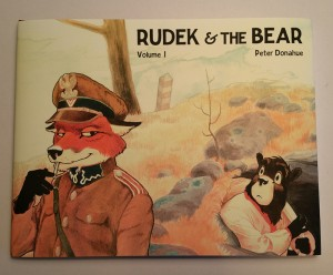 Rudek & the Bear: Volume 1