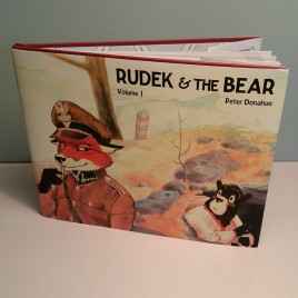 Rudek and the Bear: Volume 1