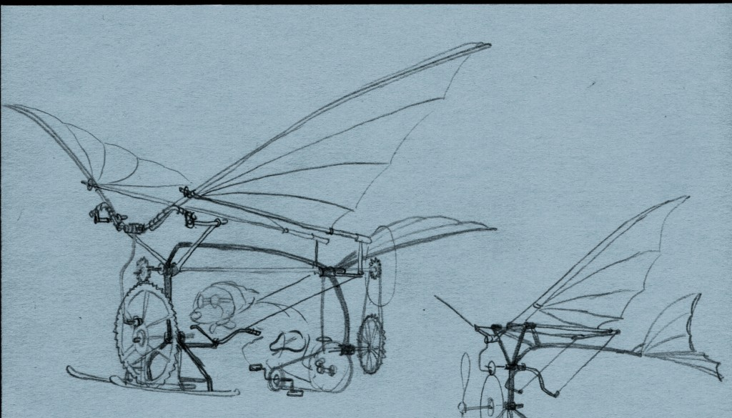 ornithopter designs